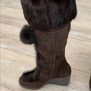 Coach Shoes - COACH karita boots